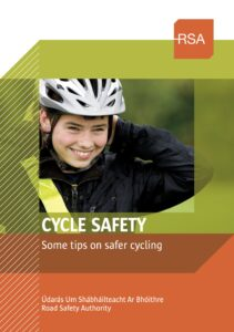 Cover of RSA Cycle Safety booklet